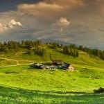Mountains panorama — Stock Photo #27549641