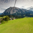 Stock Photo: Panorama of the mountains