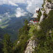 Austria rocky hill — Stock Photo