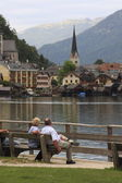 Austria Hallstatt — Stock Photo