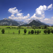 Austria panorama — Stock Photo