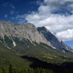 Austria mountains panorama — Stock Photo