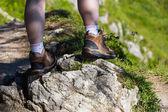 Trekking — Stock Photo