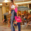 Summer fashion show — Stockfoto