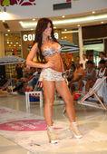 Desfile de moda de verano — Foto de Stock