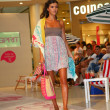 Summer fashion show — Stock fotografie