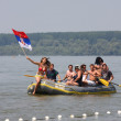 Great Zemun Regatta — Stock Photo