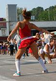 Belgrade Boat Carnival — Стоковое фото