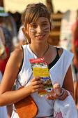 Belgrade Boat Carnival — Stock Photo