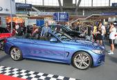 Car show — Stock Photo