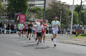 Belgrade Marathon 2014. — ストック写真