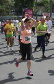 Belgrade Marathon 2014. — 图库照片