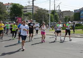 Belgrade Marathon 2014. — Stok fotoğraf