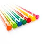 Colorful pencils — Stock Photo #46497623