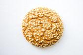 Oatmeal cookies — Stockfoto