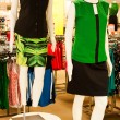 Постер, плакат: Retail Clothing Store Mannequins