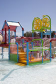 Water Park Play Ground — Stock Photo