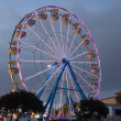 County Fair Ferris Wheel — Stock Photo