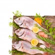 Fresh fish — Stock Photo #27607479