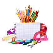Photo of Items for school — Stock Photo