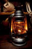 Lampada ad olio — Foto Stock