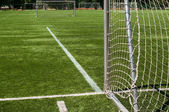 Soccer Field — Foto Stock