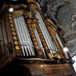 Pipe organ — Foto de stock #27560459