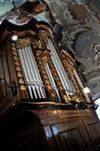 管风琴 — 图库照片