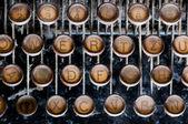 старый tipewriter — Стоковое фото