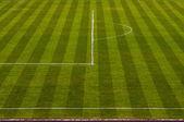 Terrain de soccer — Photo