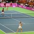 FED Cup Serbia-Canada — Stock Photo
