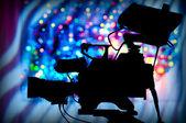 Tv-kamera — Stockfoto