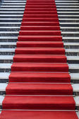 Red Carpet — Stock fotografie