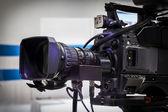 ビデオカメラ レンズ — ストック写真