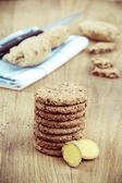 Cookies with Ginger — Foto de Stock