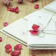 Stock Photo: Valentine's day Background