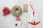 Preparación de la navidad — Foto de Stock