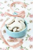 Vanilla Cookies — Stock Photo