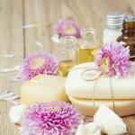 Natural Spa treatment — Stock Photo