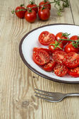 Tomato Salad — 图库照片