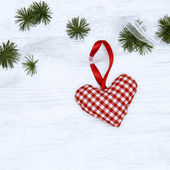 Christmas Ornament Background — Stock Photo