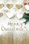 God jul bakgrund — Stockfoto