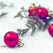 Enfeite de natal — Foto Stock
