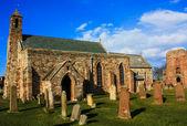 Kościół chrześcijański w świętej wyspy — Zdjęcie stockowe