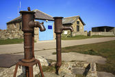 Old water pump. — ストック写真