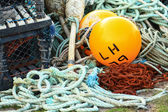 Float ball for fishing. — Stock Photo