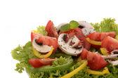 Close Up Salad — Stock Photo