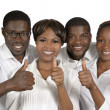 Stock Photo: AfricBusiness Team