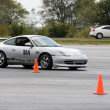 Постер, плакат: Porsche 911 At Autocross