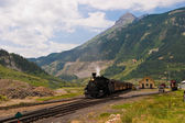 Mountain Train — Stock Photo